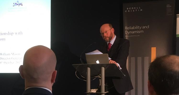 The Guernsey Data Conference - How Big Data will change the world